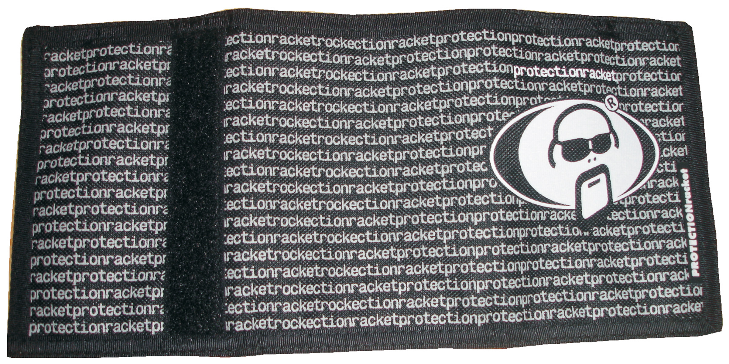 Wallet Black-White PR Logo